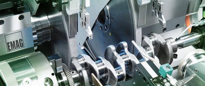 Grindaix GmbH Schleifmaschine