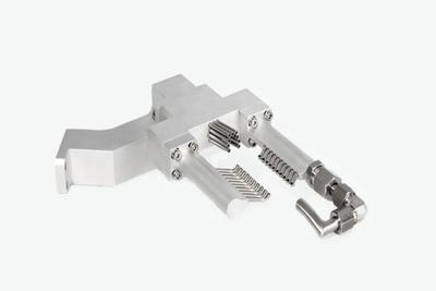 Beispiel einer Düse für das Werkzeugschleifen der Grindaix GmbH