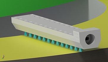 KSS-Zuführsysteme für das Doppelseiten-Planschleifen