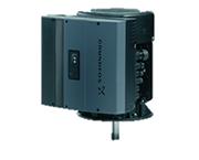 Frequenzgeregelte ND-Pumpe